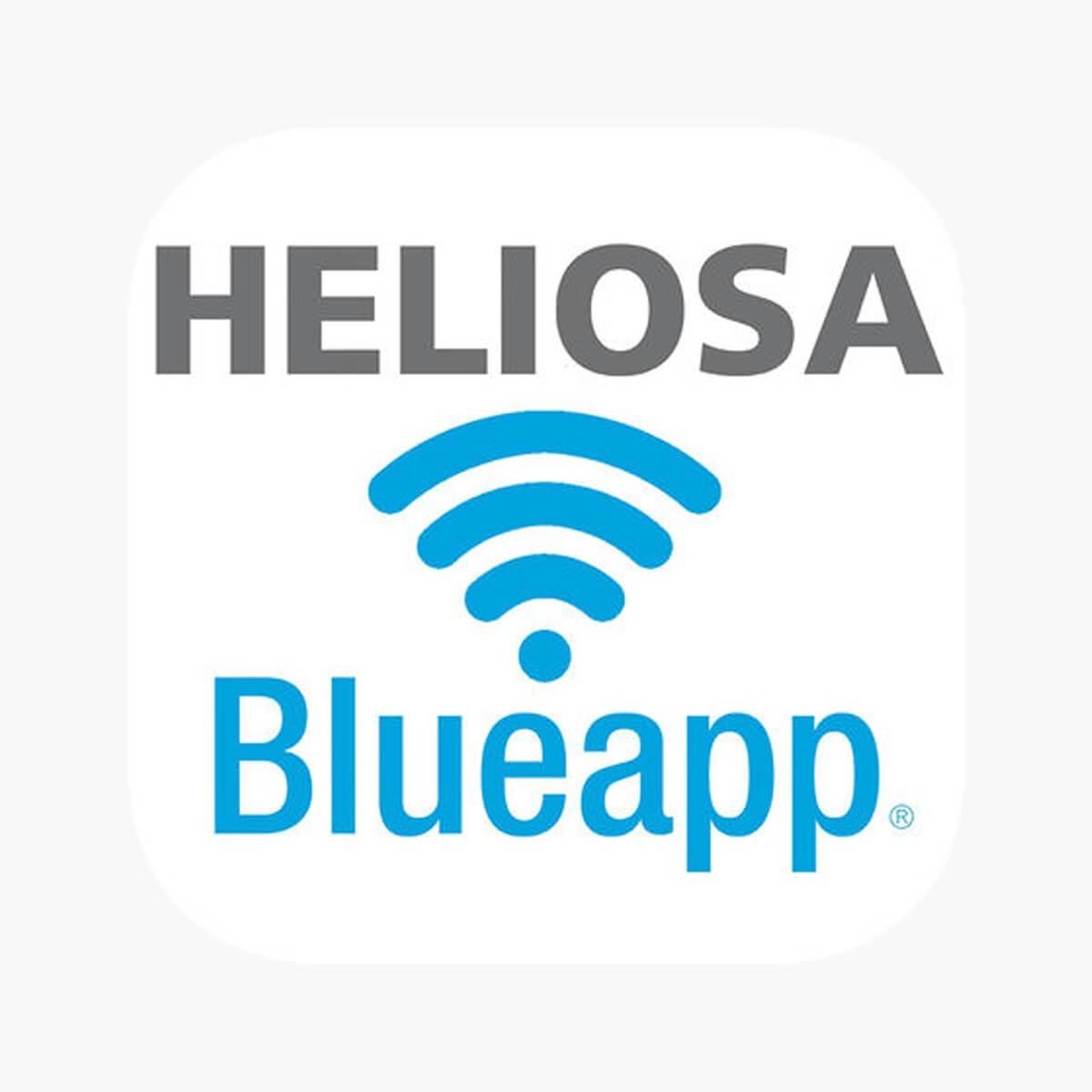 Heliosa 9.2 Terrasheater IPX5 2200W